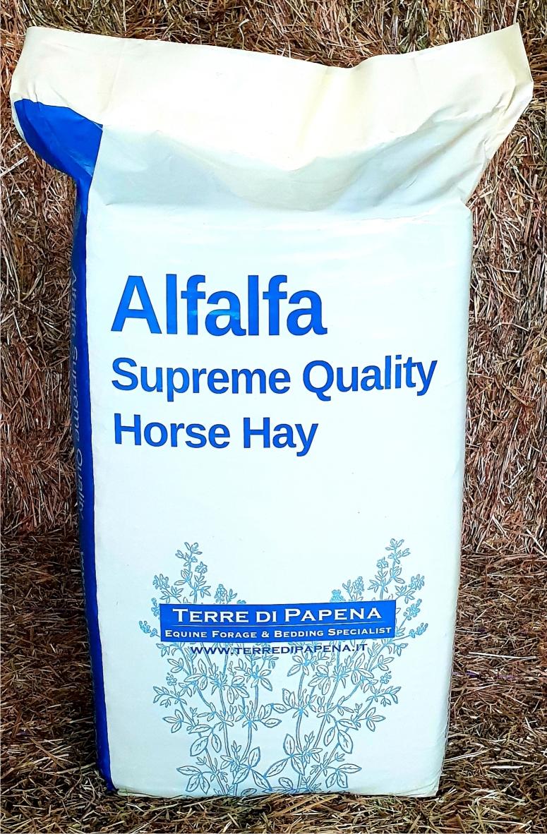 Alfalfa Supreme Hay